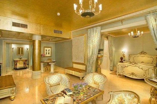 Terme Manzi Hotel & Spa: Garibaldi Suite