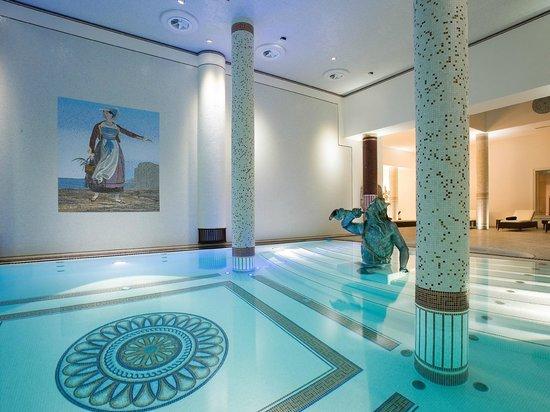Terme Manzi Hotel & Spa: Indoor Thermal Pool