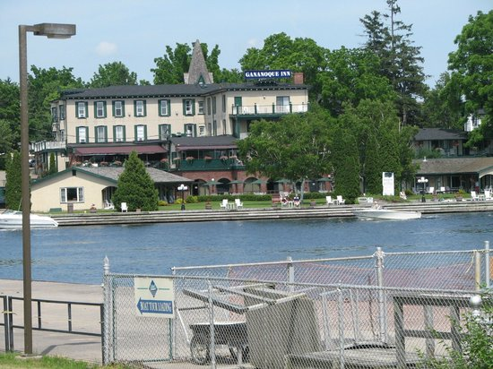The Gananoque Inn and Spa: The Gananoque Inn