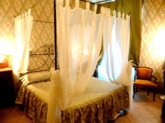 "Antica Residenza Cicogna room ""Liberty"""