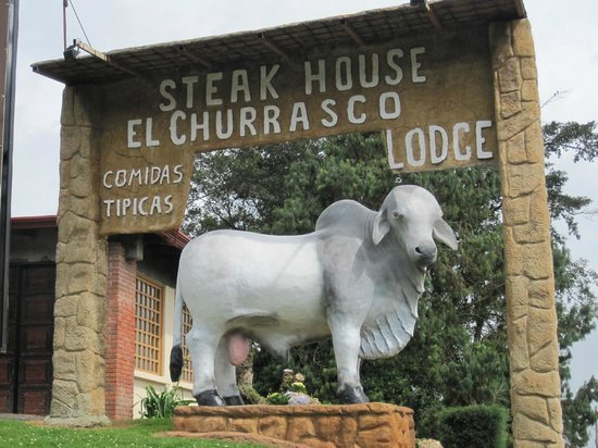 El Churrasco Hotel Restaurante : El Charrasco Hotel