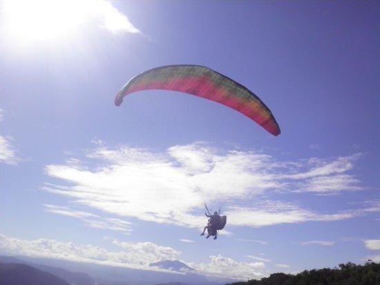Glenwood Adventure Company: Paraglider