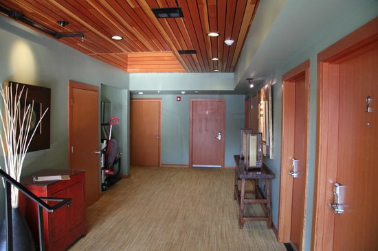 Best Western Plus Hood River Inn: entrance hall