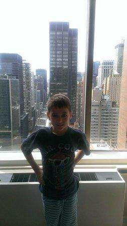 Courtyard New York Manhattan/Midtown East: view
