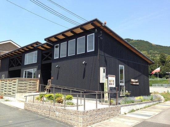 Cafe de Manma: 建物外観