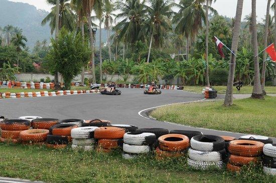 Samui Go Kart : drivers