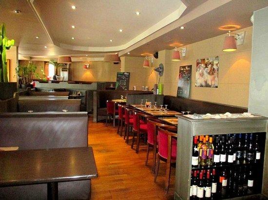 La Brasserie de l'ile: Déjeuner