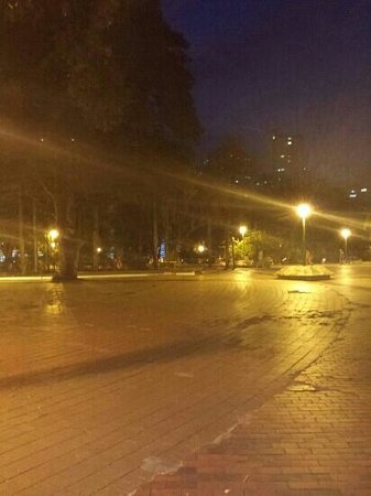 Praça de Convivência - Calçadão