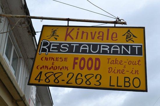 Kinvale Restaurant