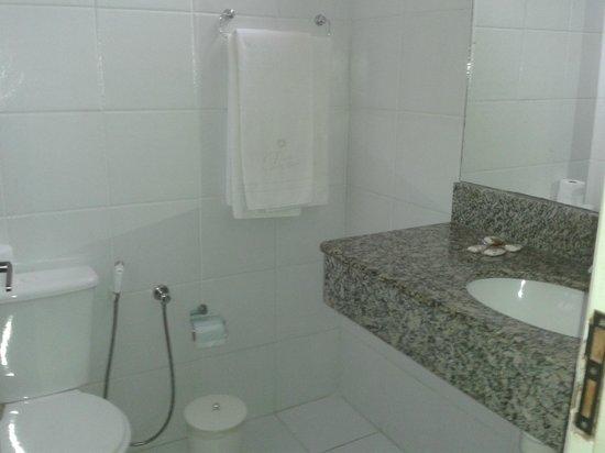 Bahia Sol e Mar : Banheiro