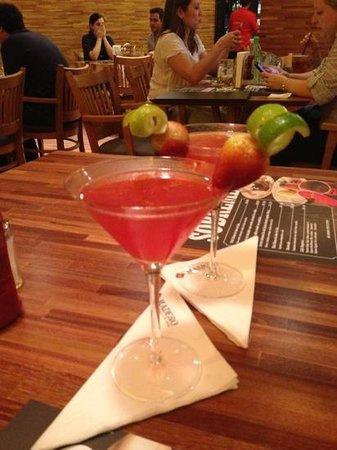 Madero: cocktails
