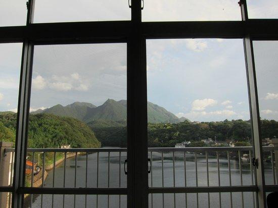 Hotel Yakushima-sanso: View from the room No,207 207号室からの眺め