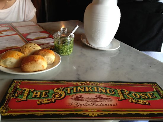 The Stinking Rose - San Francisco: The stinking rose