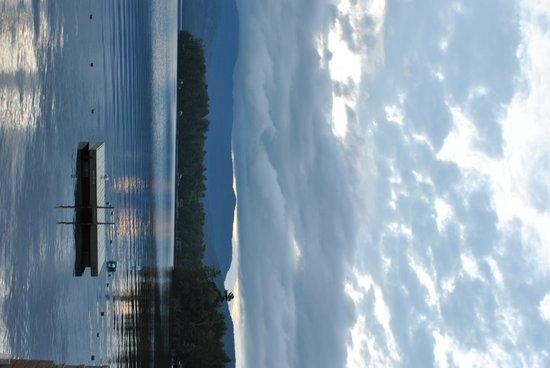 Bonnie View on Lake George Image