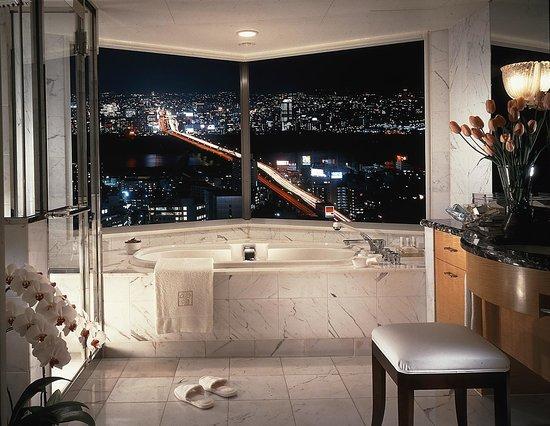 Hotel Hankyu International : Deluxe Twin Bath Room