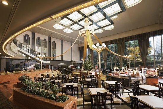 Hotel Hankyu International: Cafe & Buffet Restaurant「Night & Day」