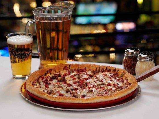 Minsky's Pizza : Minsky's Papa Minsky