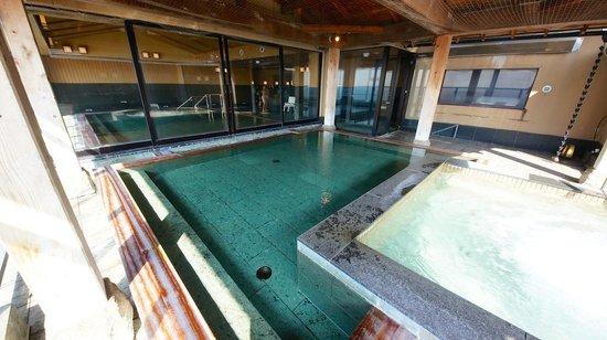 Ginpaso: 露天風呂