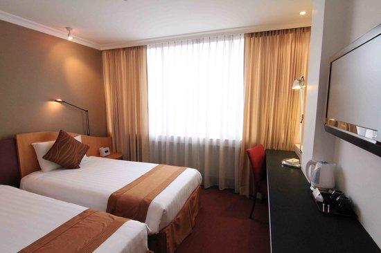 โรงแรมเดอะ เมโทรโพลิแทน วาย: Deluxe Twin bed