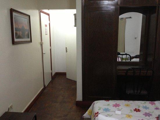 Hotel Casa Suiza: ESPACIO PARA GUARDAROPAS