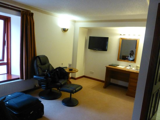 Priory Hotel: Room