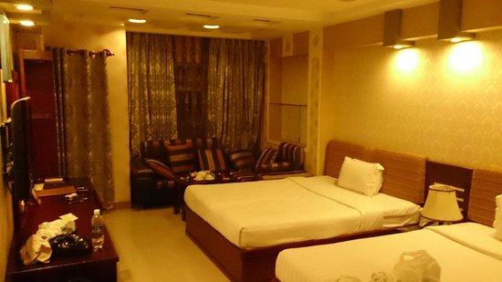 Roseland Inn Hotel: スイートルーム