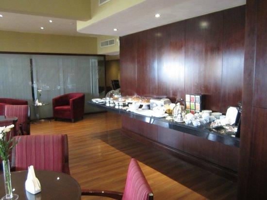 Le Meridien Abu Dhabi : centre executif