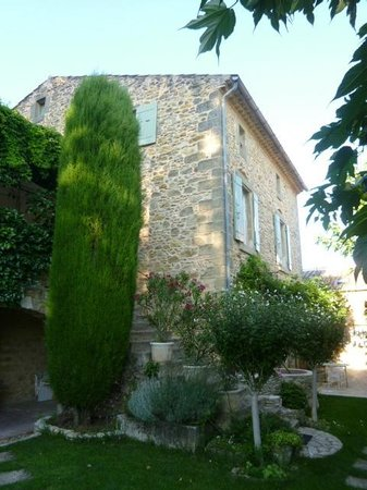 Le Clos de la Fontaine : main house