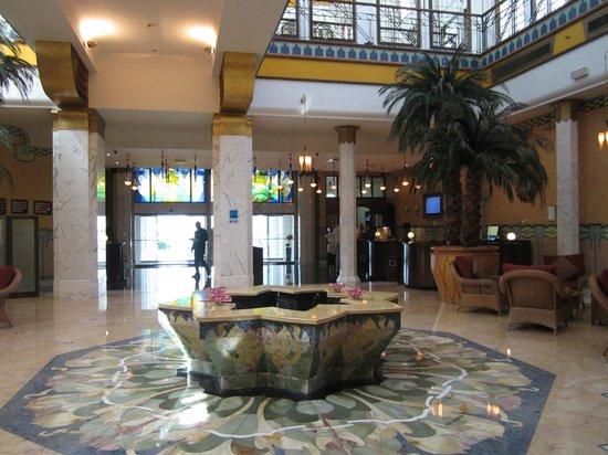 Le Meridien Abu Dhabi: hall