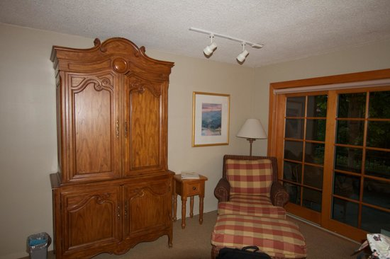 The Lodge at Riverside: Bedroom