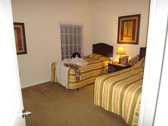 Caribe Cove Resort Orlando : twin bed room