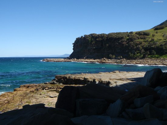 Royal National Park, Australië: Figure 8 Pools