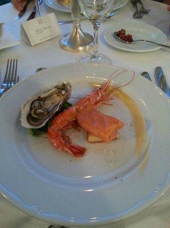 Hotel Sporting Rimini: cena