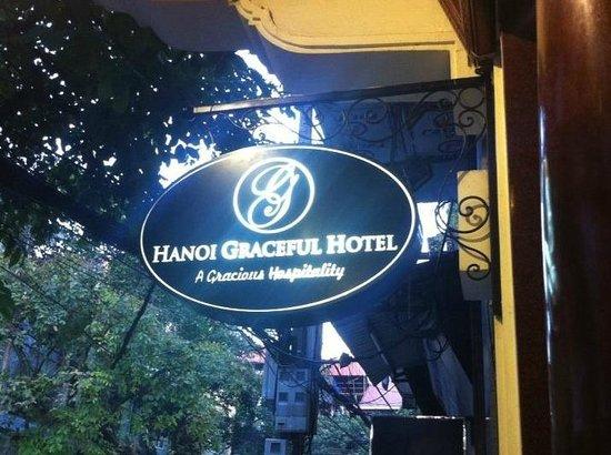 Hanoi Graceful Hotel: Ha Noi Graceful Hotel