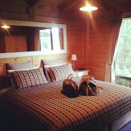 Sandpiper Ocean Cottages: Beautiful master bedroom