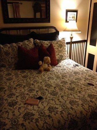 Gunn House Hotel: smallest room