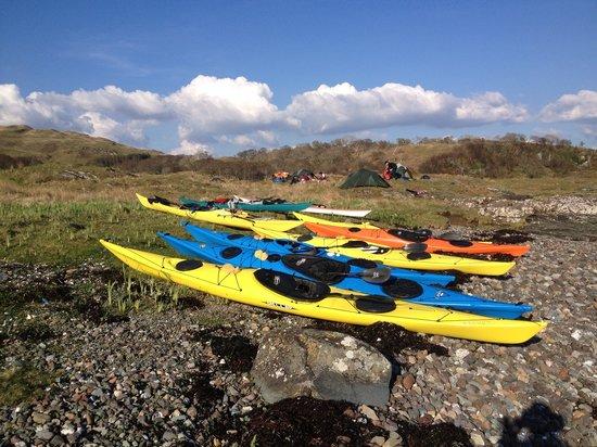 Sea Kayak Scotland: Expeditions