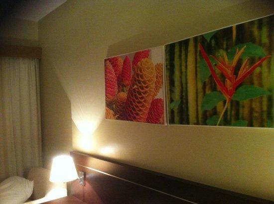 Hotel Saint Paul : Decoração do quarto