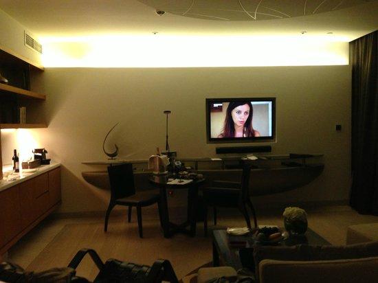 Park Hyatt Abu Dhabi Hotel & Villas : suite