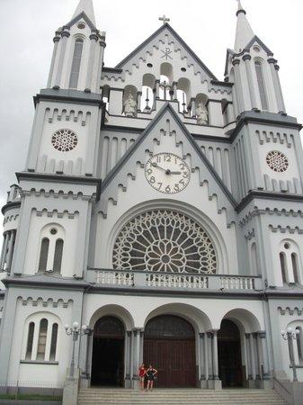 Itajai: Igreja.