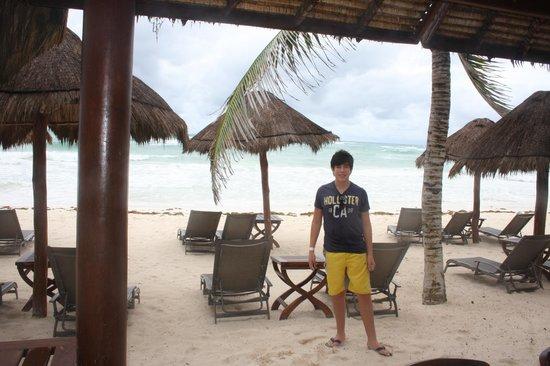 Ana y Jose Charming Hotel & Spa : Restaurante el la Playa, mil veces mejor que barra vieja