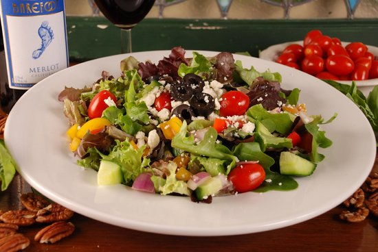 The Old Spaghetti Factory: Mediterranean Salad