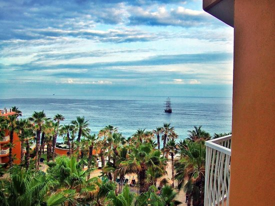 Villa del Palmar Beach Resort & Spa Los Cabos: Another view from our room