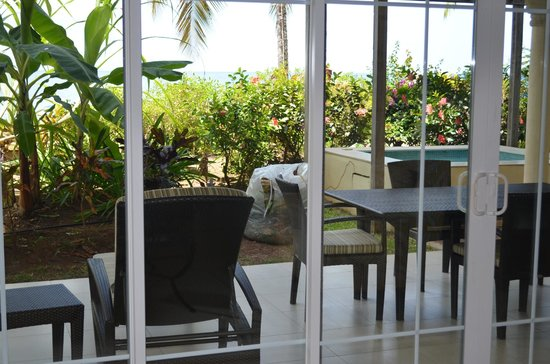 The Landings Resort & Spa St. Lucia: patio