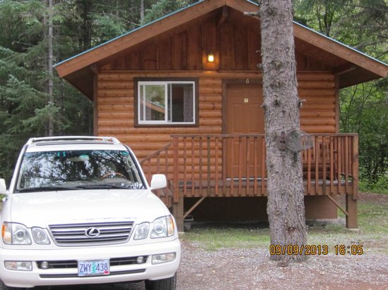 Chilkoot Trail Outpost: Cabin #6