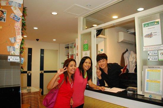 Stylenanda pink hotel hongdae