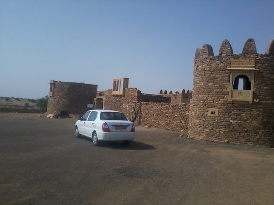 Khaba Fort: travelling-in-india.net