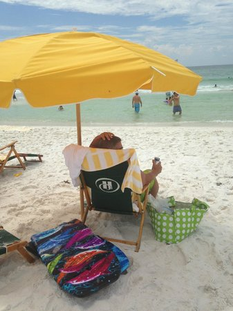 Beachside Towers at Sandestin: Worth it all