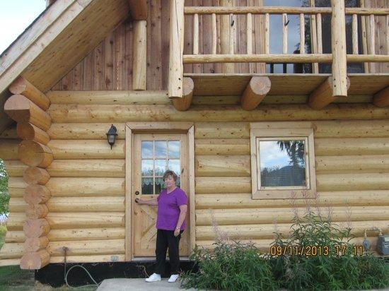 Yukon Motel : The cabin