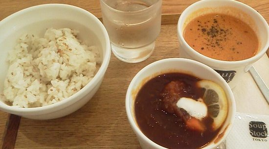 Soup Stock Tokyo (Shapo Ichikawa)